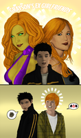 DC-Red Heads by Thedoubletap