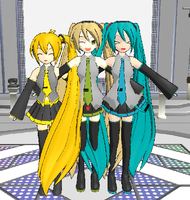 Best Vocaloids Forever by kinimoto7