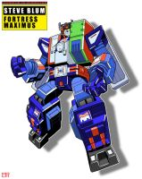 AA - Fortress Maximus by Kingoji