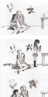 Mini Ib Comic by Kakete