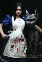 Alice Madness Returns by gyanax