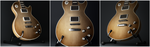 Gibson Les Paul by Uzgurugalo