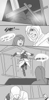 what Altair left behind by doubleleaf
