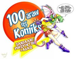 100 Days of Pinoy Komiks by lady-storykeeper
