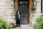 Coloma Coach House Doorway by aegiandyad