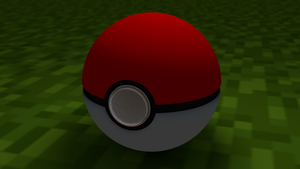 Pokeball by o0Tasker0o
