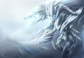 Frost Shyvana by VegaColors