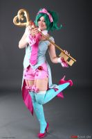 Macross Frontier: Ranka Lee Magical by Rubyrelle