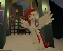 MLP: 'Young' version of L.Faust alicorn by MarineACU