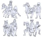 Naruto Teams by GothicXPrincess99