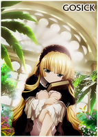 Gosick Poster by Jay1pl
