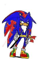 SoulFlare the hedgehog by SonicAsura