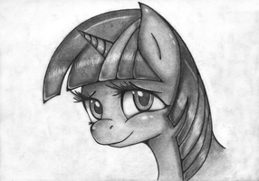 Twilight Portrait by GhostOfWar909