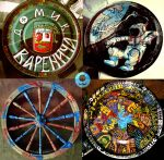 Wheel and pan covers comissions by Ace0fredspades