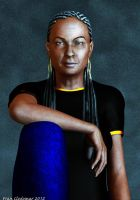 Revised Portrait of a not-so-old Lady by Shango-ThunderStones