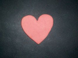 Perfect Heart Cookie by AshNight1214