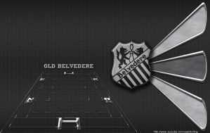 Old Belvedere wallpaper by KorfCGI