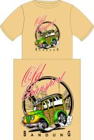 old transport bandung by sugimancung
