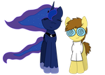 .:CM:. Luna and Fanny by eclipsesongs