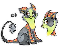 Design for sale 2 by griffsnuff