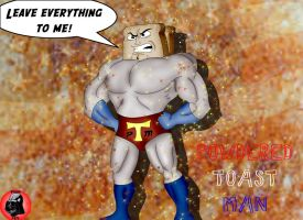 Powdered Toast Man by vader7476