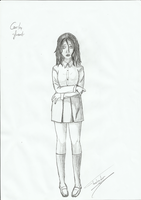 Carla - Front View by Tanshaydar