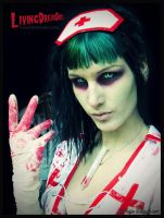 Somebody called for a nurse? by LivingDreadDoll