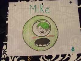 Mike From Monsters Inc by CrimsomLight