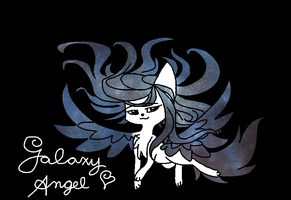 .:Galaxy Angel:. by Skittles-the-kitty