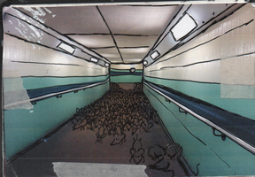 The Underpass by s-o-p-h-i-e