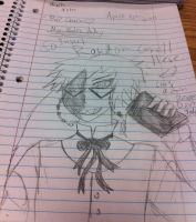Health class...? No? Grell. by Se34r5