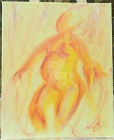 Life's Flame by Eleri