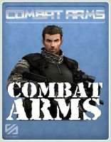 Combat Arms HQ Icon by ReDes1gn
