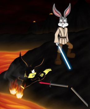 Revenge of the Bunny by GuiMontag