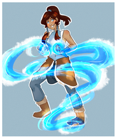 Korra by Omnomnom-Monster