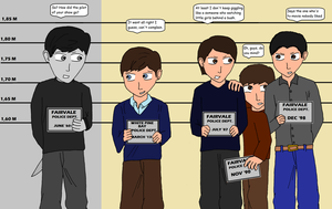 The Usual Suspect: Norman Bates by moniek-kuuper