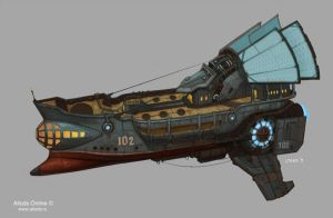 Hadagan Cruiser by Sidxartxa