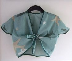 1940's Tie Top - Airplanes by rascalkosher