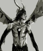Ulquiorra Shipher by ymymy