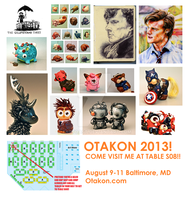 Otakon 2013 by EatToast
