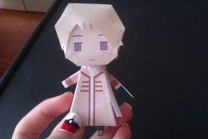 Papercraft Russia by me~ by LadyEdile