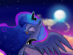 Under the moon by Segraece
