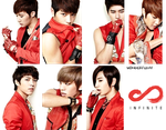 INFINITE edit 11 by Wonderfuday