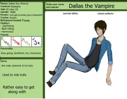 MF Sheet - Dallas by TeaCup-Monster