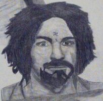 Charles Manson by Deagle-Son