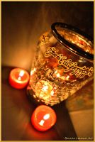 Elvish Candle Holder by Bonniemarie