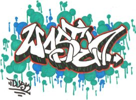 """""""Wasted"""" for Marker Wars by Ins1"""