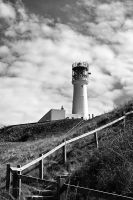 Flamborough Lighthouse 2 by CharmingPhotography