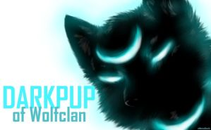Darkpup of Wolfclan 2011 Cover by Kaotheroogoncreator