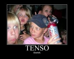 Poster - TENSO by E-n-S